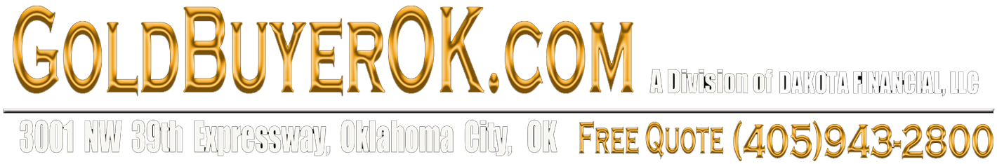 Gold Buyer OK Logo